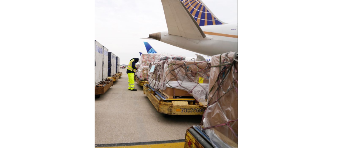 A shipment of 102 oxygen concentrators meant for use by a hospital in New Delhi left Mexico City this morning. We are delighted to have facilitated this in coordination with TPCI with the cause of contributing to our nation's fight against Covid19